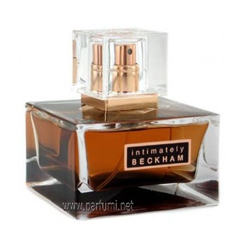 David Beckham Intimately EDT парфюм за мъже - без опаковка - 75ml