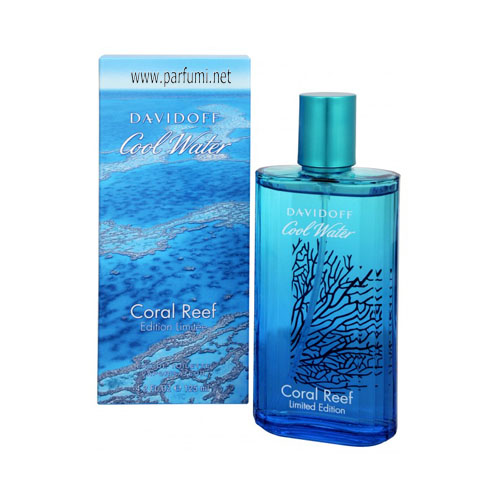 Davidoff Cool Water Coral Reef EDT за мъже - 125ml