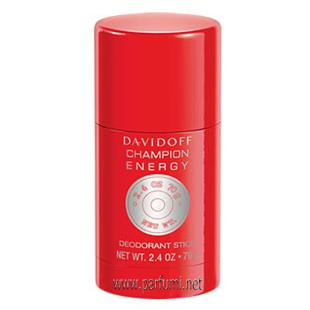 Davidoff Champion Energy Deo Stick for men - 75ml