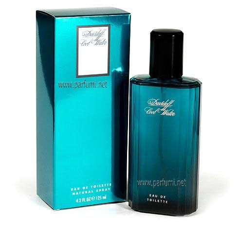 Davidoff Cool Water EDT парфюм за мъже - 125ml