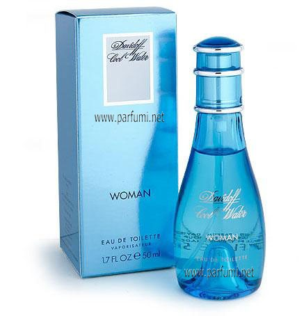 Davidoff Cool Water EDT for women - 50ml.