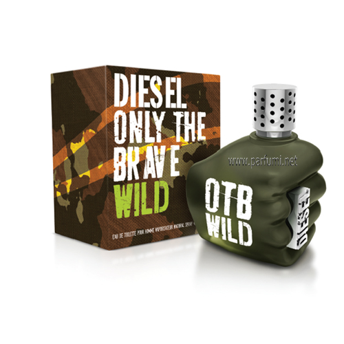 Diesel Only The Brave Wild EDT парфюм за мъже - 35ml