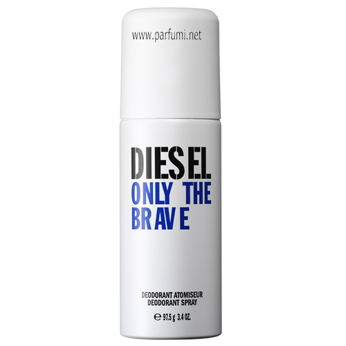 Diesel Only The Brave Deodorant Spray dor men - 150ml.