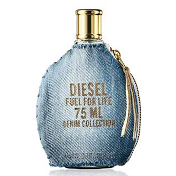 Diesel Fuel for Life Denim EDT парфюм за жени - без опаковка - 75ml