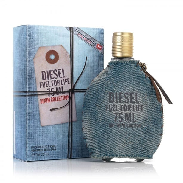 Diesel Fuel for Life Denim EDT парфюм за мъже - 75ml