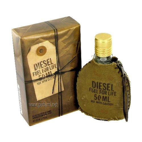 Diesel Fuel for Life Homme EDT парфюм за мъже - 30ml.