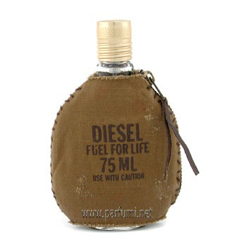 Diesel Fuel for Life Homme EDT парфюм за мъже - без опаковка - 75ml