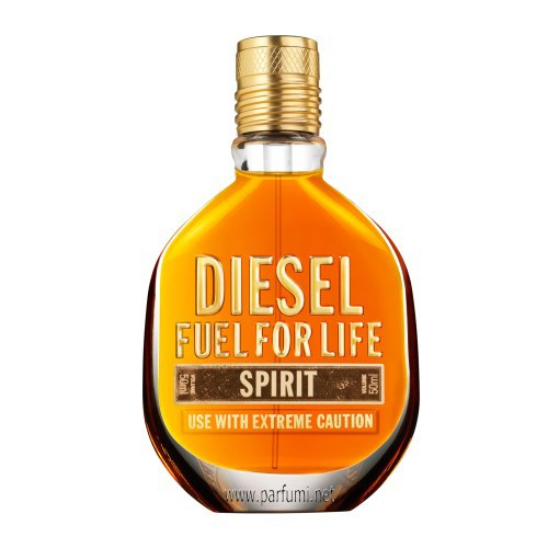 Diesel Fuel for Life Spirit EDT parfum for men - without package - 75ml