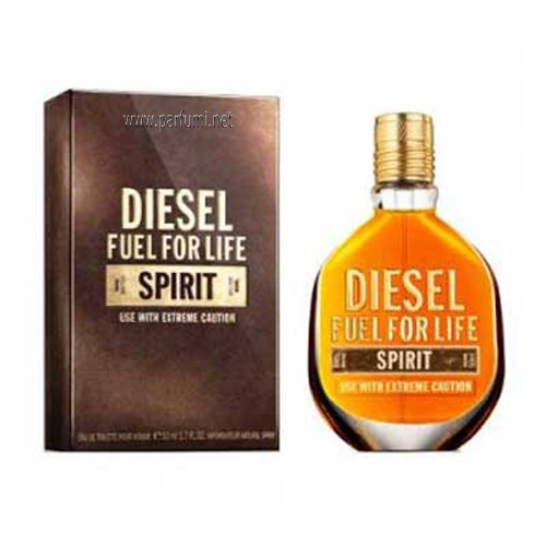 Diesel Fuel for Life Spirit EDT за мъже - 30ml