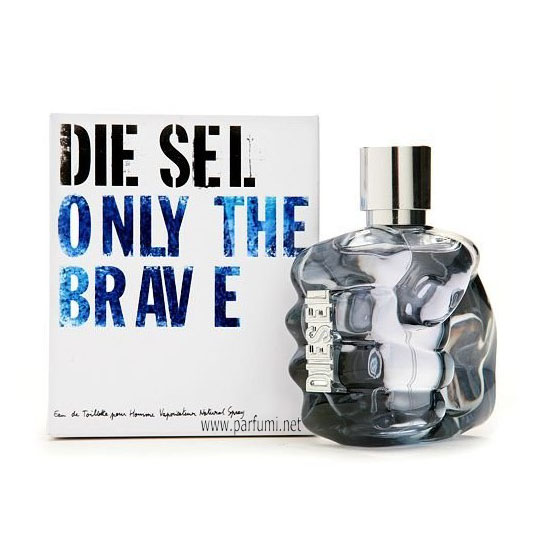 Diesel Only The Brave EDT парфюм за мъже - 75ml.