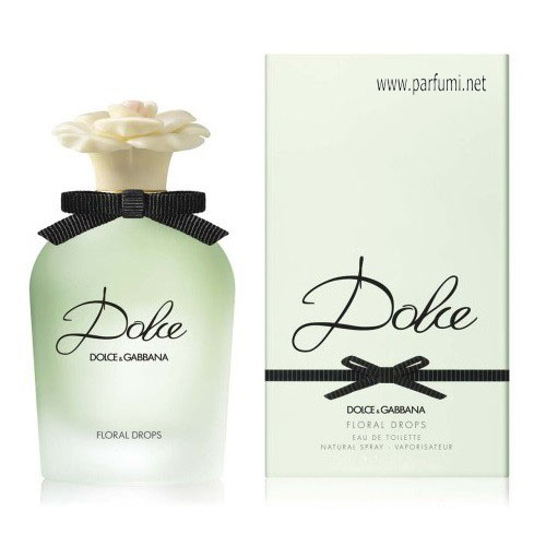 Dolce&Gabbana Dolce Floral Drops EDT за жени - 75ml.