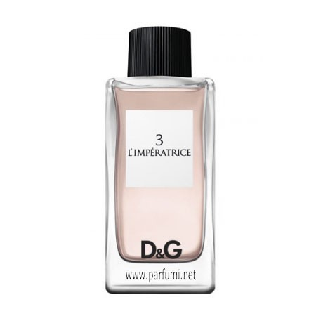 Dolce&Gabbana Anthology LImperatrice 3 EDT за жени - без опаковка - 100ml