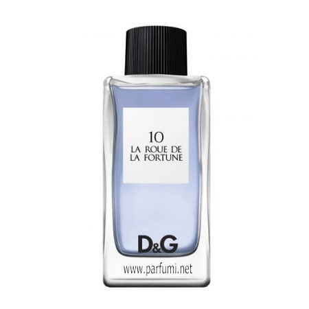 Dolce&Gabbana Anthology La Roue 10 EDT унисекс-без опаковка-100m