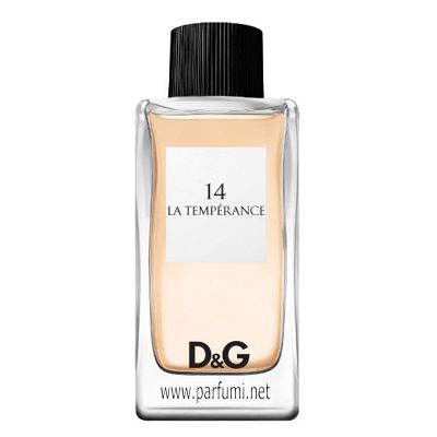 Dolce&Gabbana Anthology 14 La Temperance EDT парфюм за жени - без опаковка-100ml