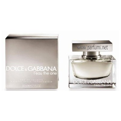 Dolce&Gabbana Leau The One EDT за жени - 75ml.