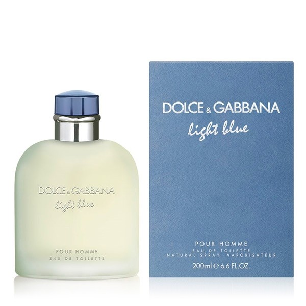 Dolce&Gabbana Light Blue EDT парфюм за мъже - 125ml