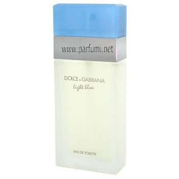 Dolce&Gabbana Light Blue EDT парфюм за жени - без опаковка - 100ml.