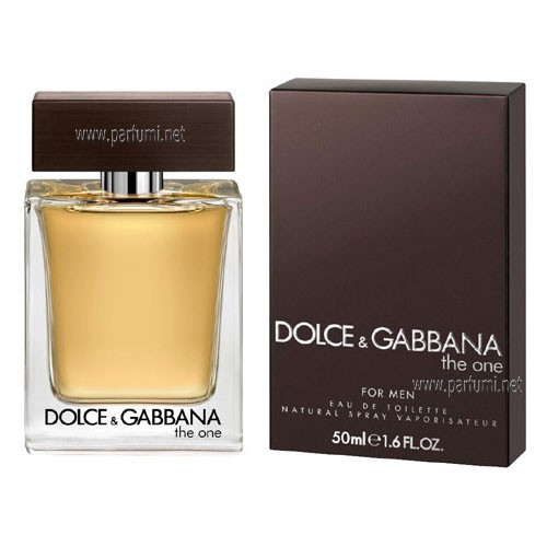 Dolce&Gabbana The One EDT парфюм за мъже - 100ml
