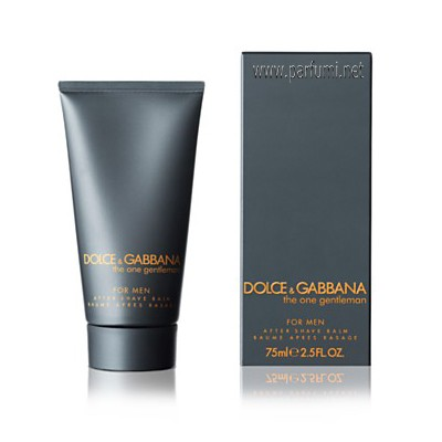 Dolce&Gabbana The One Gentleman Aftershave Balsam for men - 75ml