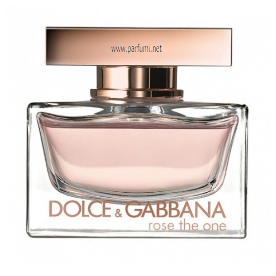 Dolce&Gabbana Rose The One EDP парфюм за жени - без опаковка - 75ml.