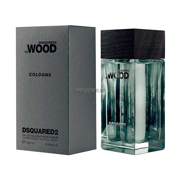 DSQUARED² He Wood Cologne EDT парфюм за мъже - 150ml