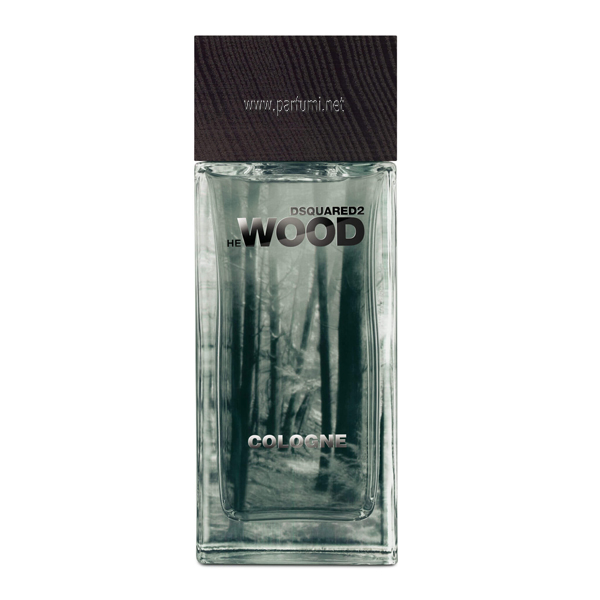 DSQUARED² He Wood Cologne EDT парфюм за мъже - без опаковка - 150ml