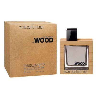 DSQUARED² He Wood EDT parfum for men - 100ml