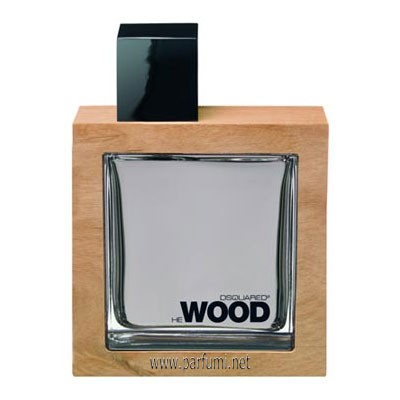 DSQUARED² He Wood EDT парфюм за мъже - без опаковка - 100ml.