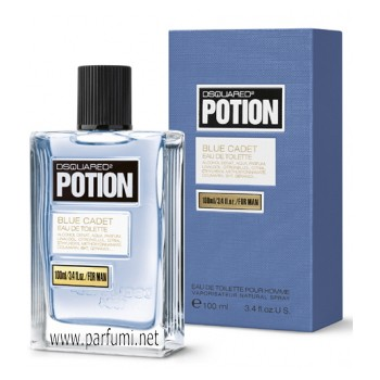 DSQUARED² Potion Blue Cadet EDT парфюм за мъже - 50ml