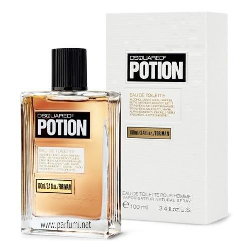 DSQUARED² Potion EDT парфюм за мъже -без опаковка- 100ml