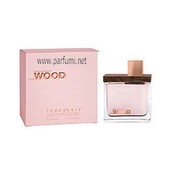 DSQUARED² She Wood EDP за жени - 100ml.