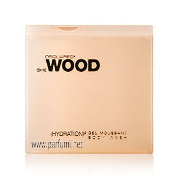 DSQUARED² She Wood Душ-гел за жени - 200ml