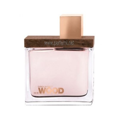 DSQUARED² She Wood EDP парфюм за жени - без опаковка - 50ml