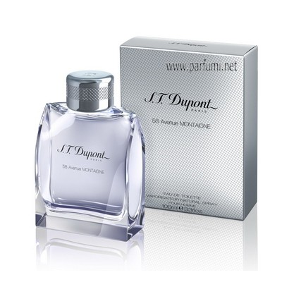 Dupont 58 Avenue Montaine EDT for men - 100ml