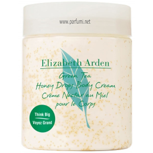 Elizabeth Arden Green Tea Honey Drops Крем за тяло - 500ml.