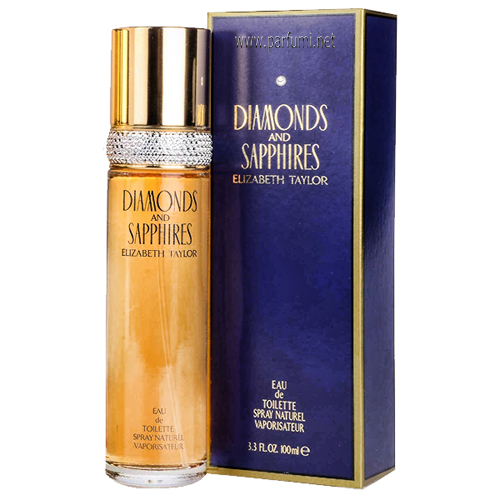 Elizabeth Taylor Diamonds and Sapphires EDT за жени - 100мл