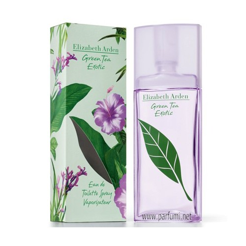 Elizabeth Arden Green Tea Exotic EDT за жени - 100ml