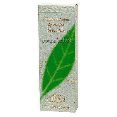 Elizabeth Arden Green Tea Revitalize EDT за жени - без опаковка-100ml