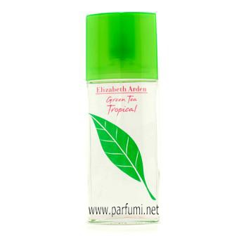 Elizabeth Arden Green Tea Tropical EDT парфюм за жени - без опаковка - 100ml
