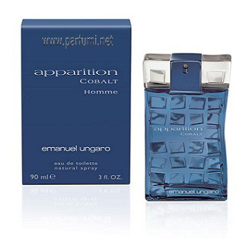 Emanuel Ungaro Apparition Cobalt EDT за мъже - 90ml