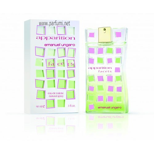 Emanuel Ungaro Apparition Facets EDT парфюм за жени - 50ml.