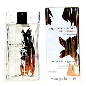 Emanuel Ungaro Apparition Wild Orange EDT за мъже -без опаковка- 90ml