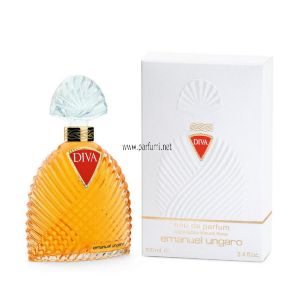 Emanuel Ungaro Diva EDP parfum for women - 100ml