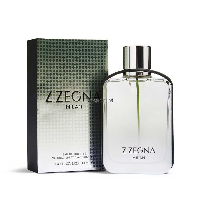 Ermenegildo Zegna Z Milan EDT parfum for men - 100ml