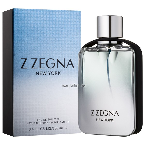 Ermenegildo Zegna Z New York EDT парфюм за мъже - 50ml