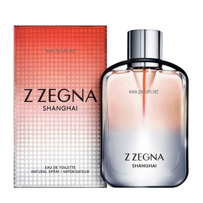 Ermenegildo Zegna Z Shanghai EDT parfum for men - 50ml