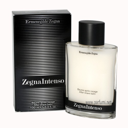 Ermenegildo Zegna Intenso Aftershave Balsam for men - 100ml