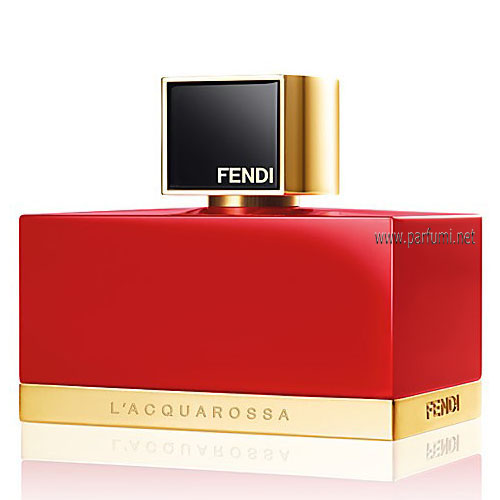 Fendi L'Acquarossa EDT парфюм за жени -без опаковка- 75ml