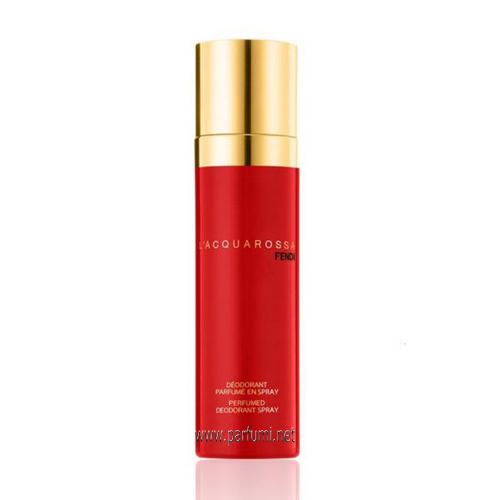 Fendi L'Acquarossa Deodorant Spray for women - 100ml
