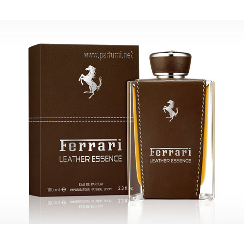 Ferrari Leather Essence  EDP парфюм за мъже - 100ml